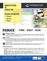 mfg and engineering brochure   communication systems solutions in lincoln ne