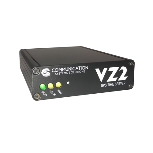 VZ2 GPS Time Server for Verizon network